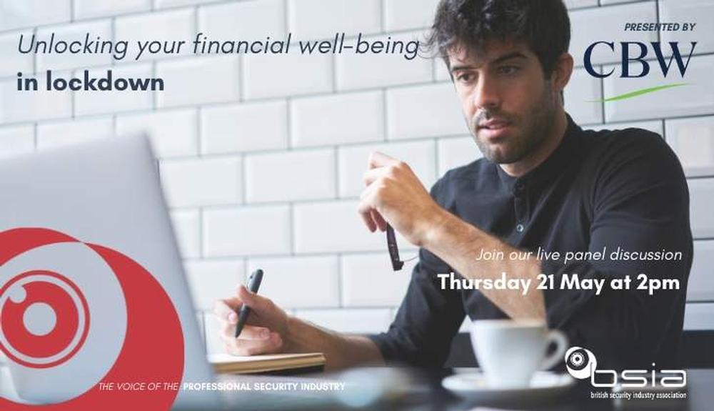 BSIA to host broadcast with CBW on financial wellbeing during lockdown