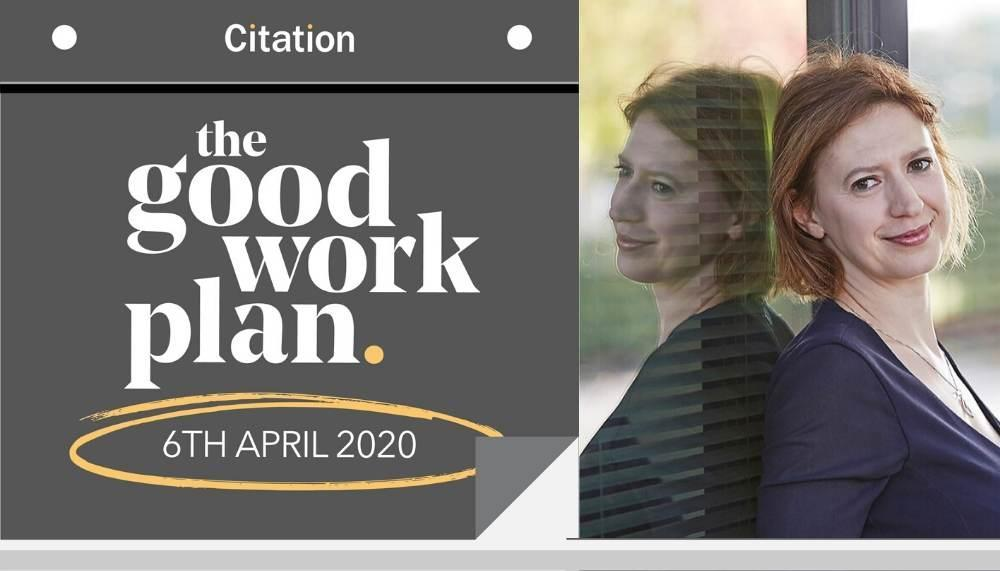 The Good Work Plan: Important Employment Law Changes For April 2020